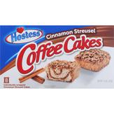 Hostess  Coffee Cakes Cinnamon St