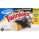 Hostess  Fudge Covered Twinkies