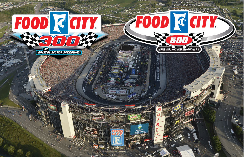 Food City, NASCAR and racing at the Bristol Motor Speedway