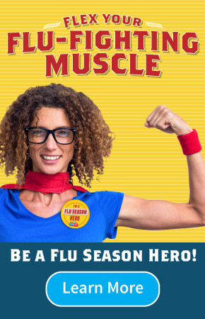 Be a Flu Shot Hero. Get your flu shot this year at your local Food City Pharmacy