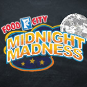Save even more with our Midnight Madness sale at Food City!