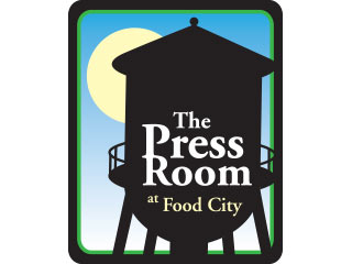 the Press Room logo