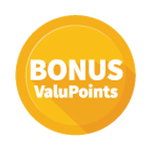 Bonus ValuPoints
