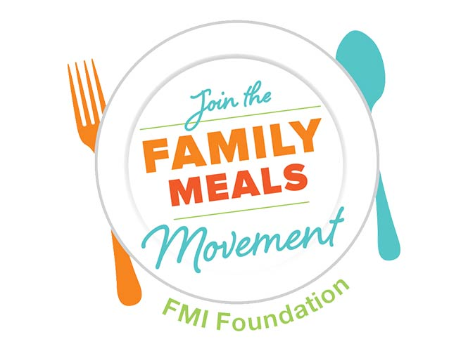 Join the National Family Meals Movement! Enjoy more meals together using items purchased at your local Food City grocery store and reap the many health and social benefits of eating together as a family.