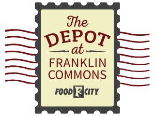 Host your next event, meeting or party at Food City's Depot at Franklin Commons in Johnson City, TN.