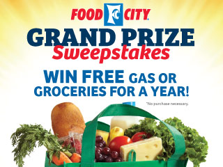 622 Bristol, TN Grand Opening Sweepstakes