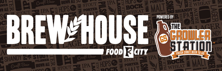Food City Brew House powered by the Growler Station