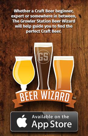 Beer Wizard App for iPhone
