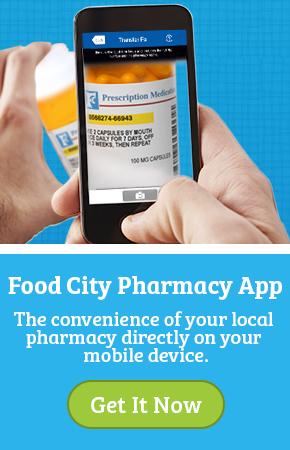 Food City Pharmacy App