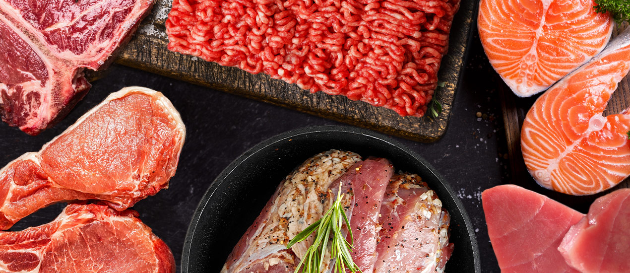 The best meals start fresh, with Food City meat and seafood.