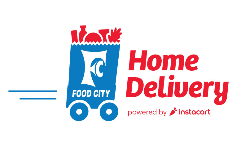 Food City officials announced the launch of their new same-day delivery service
