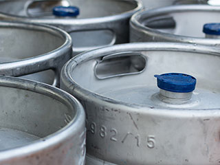 At Food City we carry a large assortment of keg beer for all of your entertaining needs.