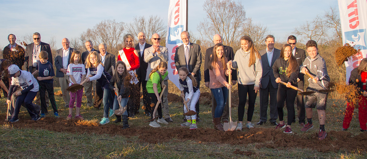 Food City breaks ground on long awaited new Abingdon grocery store location.