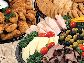 Your local Food City grocery is your one stop big game shop for custom party trays, cheeseballs, chicken, desserts and more. Made fresh to order.