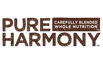Pure Harmony, whole plate nutrition to let your pet thrive.