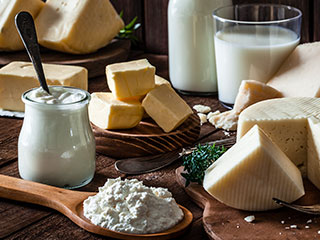 June is National Dairy Month! With a little help from your local Food City, getting all the dairy you need is easy.