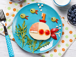 August is Kids Eat Right Month! This is the perfect time to focus on incorporating more healthy foods into your child's meal patterns, including fruits and vegetables