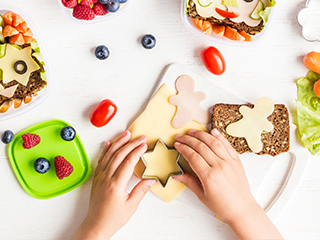 Help your kids get back into the swing of things by planning nourishing lunches that keep them energized and focused at school.