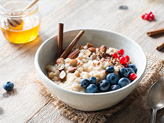 October 29 is National Oatmeal Day. You may not think celebrating this humble breakfast dish is warranted, but after discovering all the health benefits, you may change your mind and realize that oatmeal is worthy of its own day.