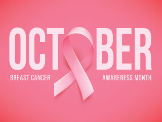 It's October and that means it is Breast Cancer Awareness Month!
