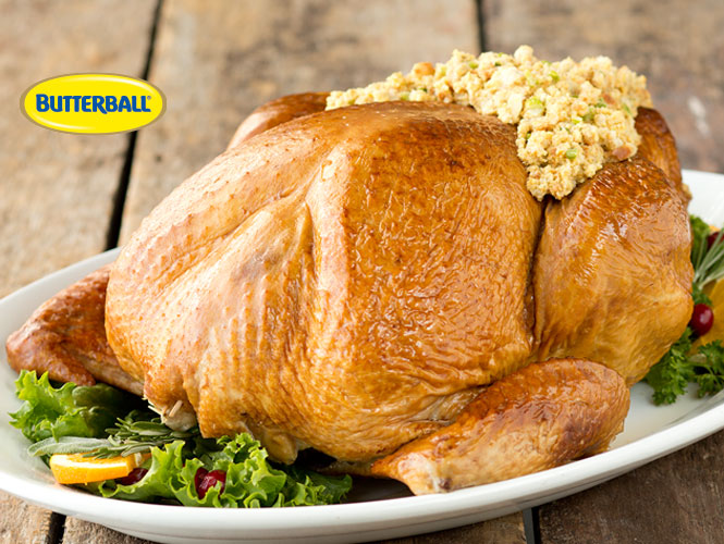 Have a big crowd this year? Then the Big Turkey Dinner is the perfect choice for your holiday table.  Order your fully prepared holiday meal today from your local Food City Bakery/deli or online at any time.