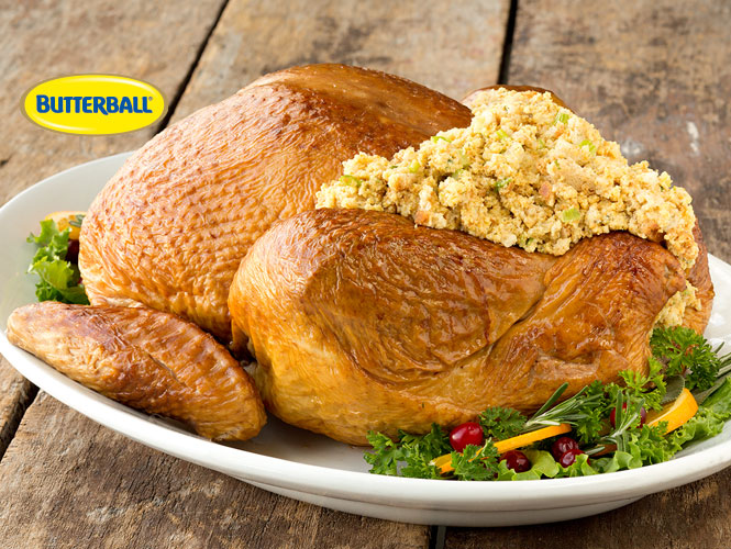 Our classic roasted turkey dinner with all the trimmings.  Order yours today from your local Food City Bakery/deli or online at any time.