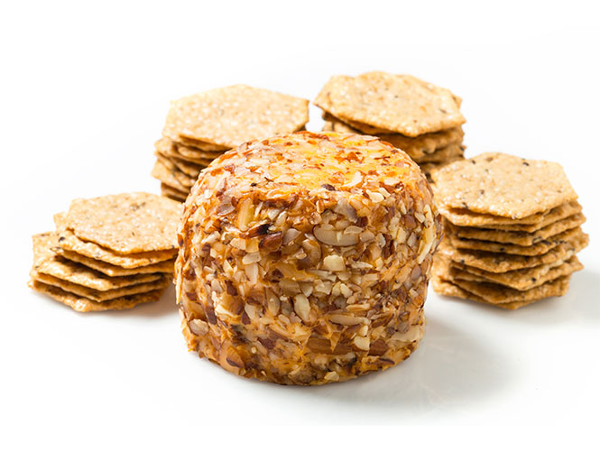 No gathering is complete without a fresh made cheeseball from Food City. From savory to sweet we have a flavor combination that is perfect for your next event.