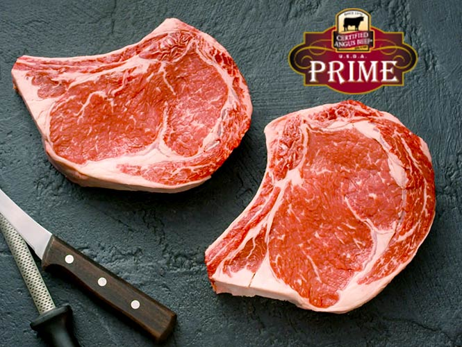 Satisfy your taste for perfection with Certified Angus Beef® brand Prime, available only at your local Food City grocery store. It's more exclusive than USDA Prime