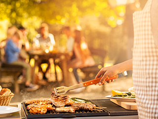 Here are some great grilling safety tips from your friends at Food City.
