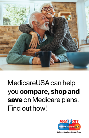 Are you ready for Medicare? MedicareUSA can help you compare shop and save on plans.