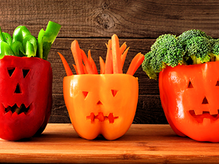 This year, enjoy your Halloween festivities while incorporating healthier habits.