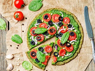 Get tips from Food City Registered Dietitian on how to helthify your family pizza night.