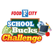 Earning money for your school is easy with School Buck from Food City