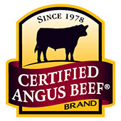 Angus is a breed, not a brand, and there's only one Certified Angus Beef ® brand. To earn the logo, the very best of all Angus beef must meet 10 exacting standards, making it more selective than USDA Choice and Prime.
