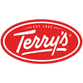 Terry's Snacks, originally based in Bristol, Virginia, is perhaps best known for their product freshness and unique flavors of Cheese Puffs, Dill Pickle and Ketchup Potato Chips. Food City has brought these traditional favorites back along with several new flavors.