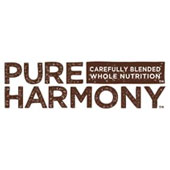 Our high quality pet food provides meat, poultry or fish as the first ingredient along with grain-free options as well, and it's carefully blended with real, wholesome ingredients from a variety of food groups. Pure Harmony®, whole plate nutrition to let your pet thrive