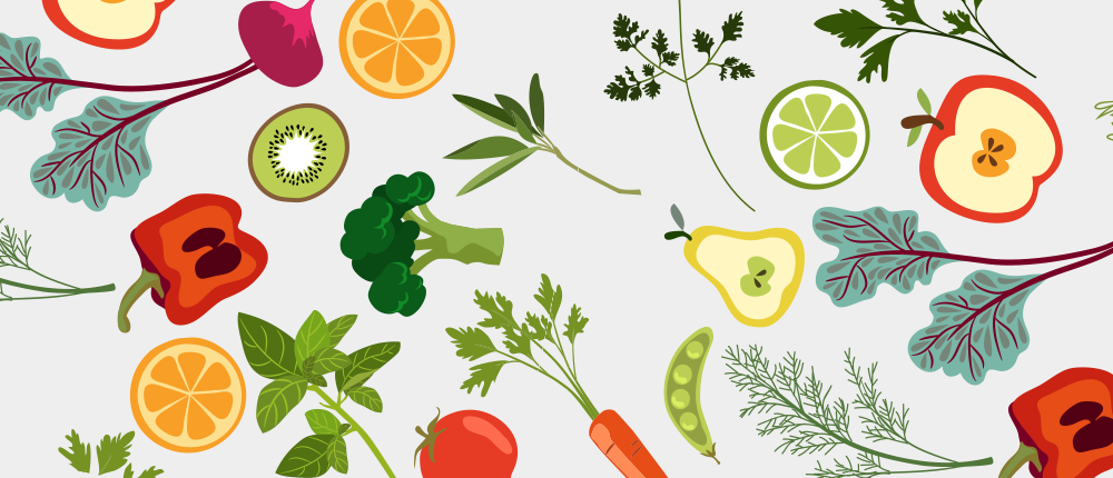 Produce Graphic