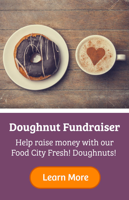 Doughnut Fundraiser