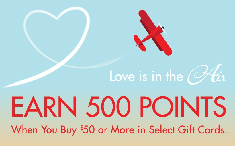 Earn 500 ValuPoints