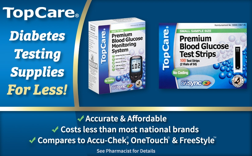 TopCare Diabetic Supplies