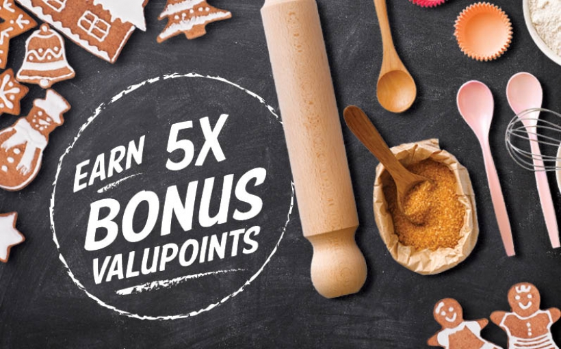 5x ValuPoints