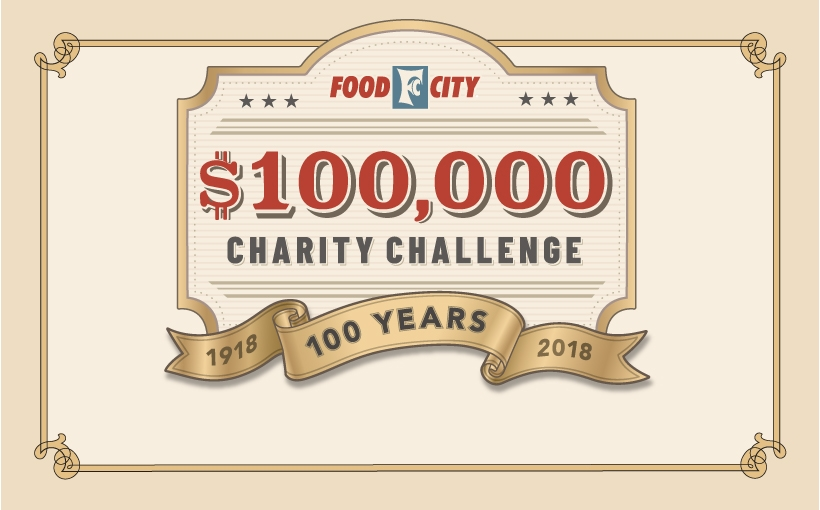 $100000 Charity Challenge