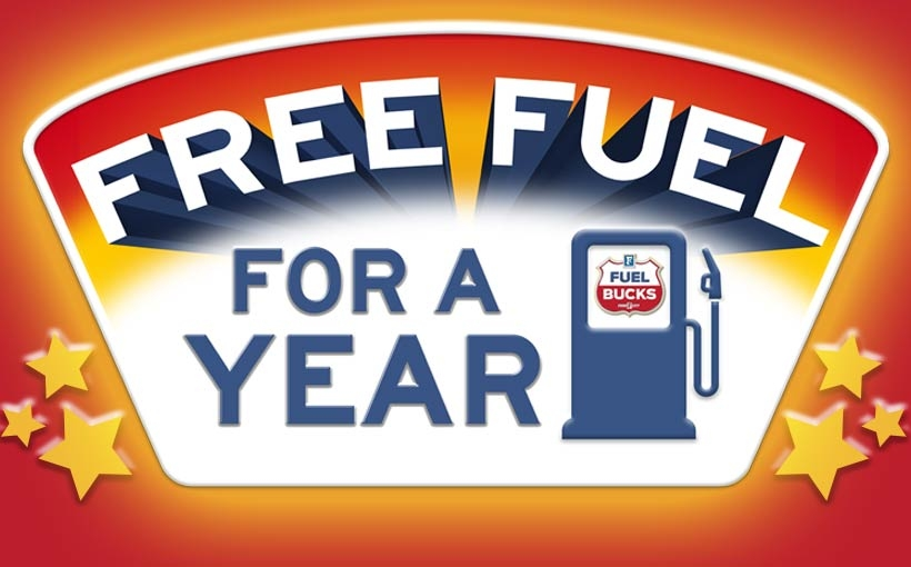 Free Fuel for a Year
