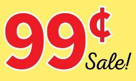 99¢ Sale